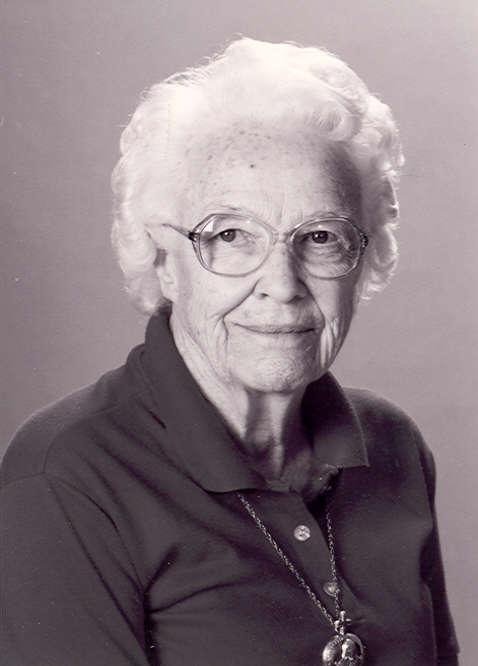 Sister M. Mercedes O'Connor, CSC