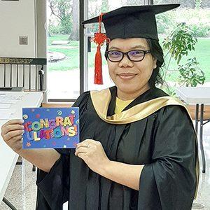 Sister Runu Mrong, CSC