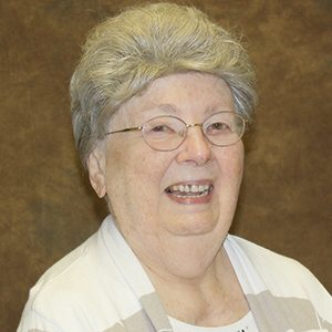 In loving memory of Sister Nancy Ganse, CSC