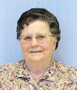 Sister M. Alberta (Zimmer), CSC