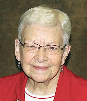 Sister M. Albertine (Kramer), CSC