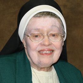 Sister Clarence Marie (Larson), CSC