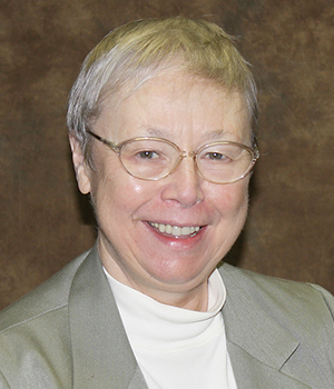 Sister Florence Mary (May), CSC
