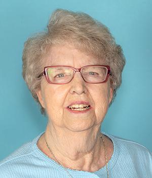 Sister Joanne Becker, CSC