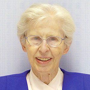 Sister M. Louisita (Welsh), CSC