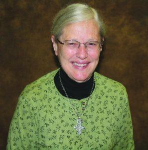 Sister Marilyn Zugish, CSC