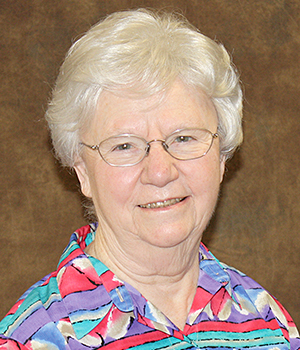 Sister Mary Clennon, CSC