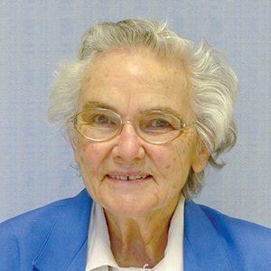 Sister Mary De Nardis, CSC