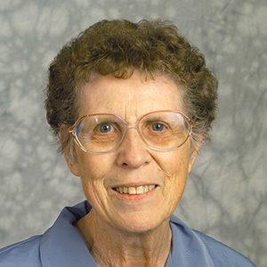 Sister Maureen Rooney (Sister M. Francis), CSC