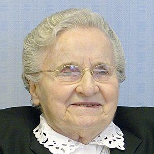 Sister Michael Marie, CSC