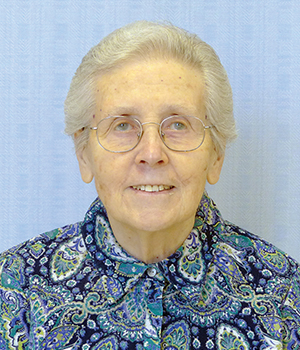 Sister Miriam P. Cooney, CSC
