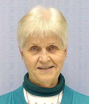 Sister Nora Gurnett, CSC