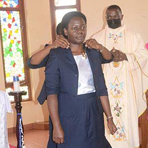 Sister Martha Nambi, CSC