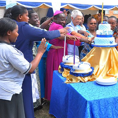 Celebrating 50 years in Uganda