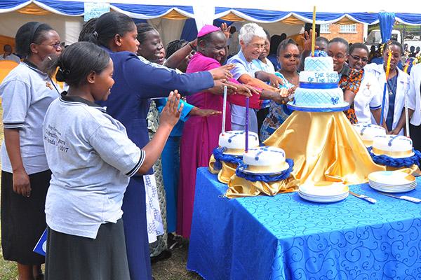 Celebrating 50 years in Uganda