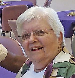 Sister Ann Keating, CSC
