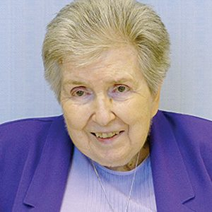 Sister Anna Mae Golden, CSC