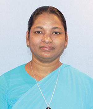Sister Bashona Rebeiro, CSC