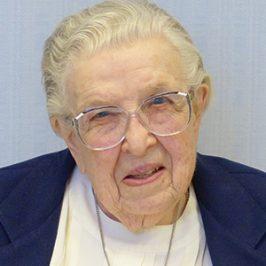 Sister Catherine Lash, CSC