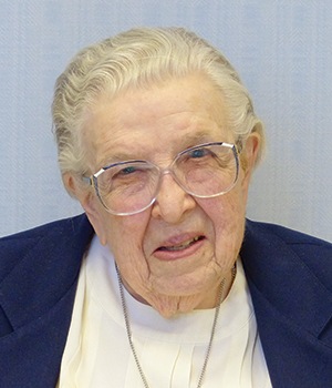 Sister Catherine Lash, CSC