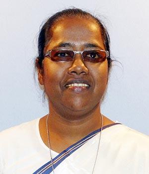 Sister Cecilia Karuna Corraya, CSC