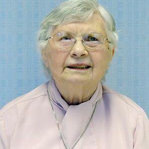 Sister Colette Marie, CSC