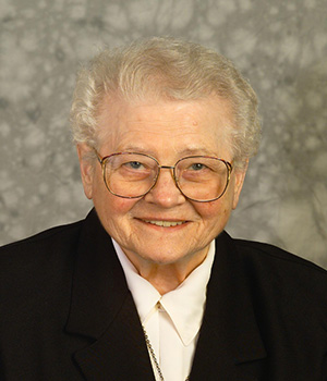 Sister Dorothy Ann Reppen, CSC
