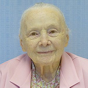 Sister Estelle Marie (Farrell), CSC