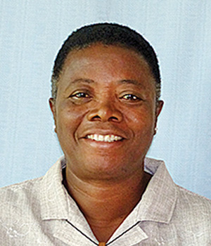 Sister Esther Adjoa Entsiwah, CSC