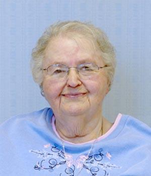 Sister M. Geralda Lamping, CSC
