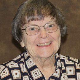 Sister Grace Watson, CSC