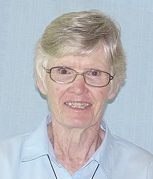 Sister Helene Sharp, CSC