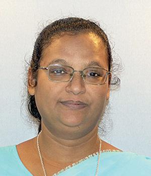 Sister Jamuna Madeline Gomes, CSC
