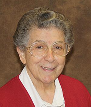Sister Joan Allem, CSC