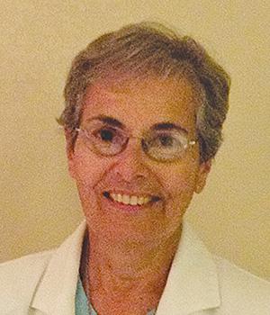 Sister Joan Carusillo, CSC