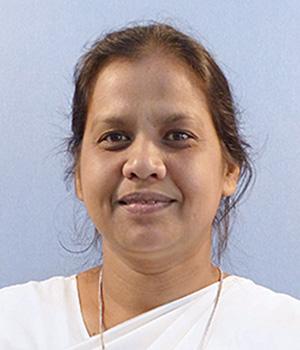 Sister Joyce Rozario, CSC