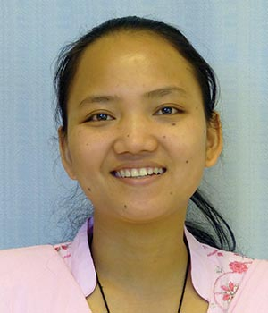 Sister Likha Ruram, CSC