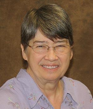 Sister Linda Kors, CSC