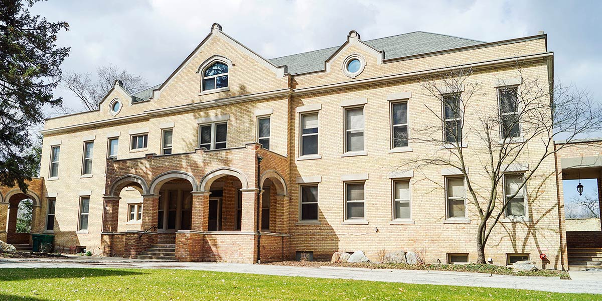 Loretto Convent, Saint Mary's, Notre Dame, Indiana