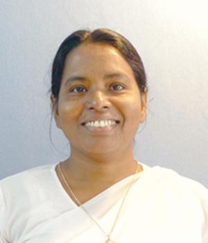 Sister Lotika Gomes, CSC