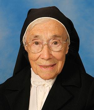 Sister M. Lourdes (Kelly), CSC