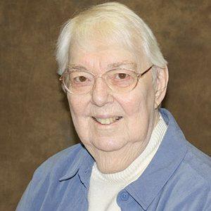 In loving memory of Sister M. Jane Frances Reus, CSC