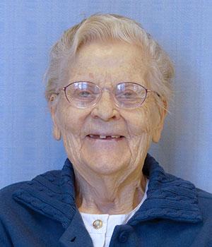 Sister M. Susanna (Collins), CSC
