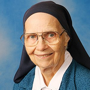Sister Mary Byrnes, CSC