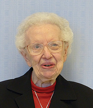 Sister Mary Edith (Daley), CSC