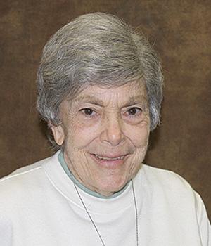 Sister Mary Ellen McGlynn, CSC