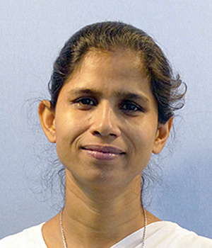 Sister Mary Renu Samaddar, CSC