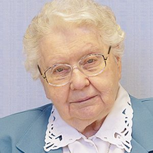 Sister M. Mildred Louise, CSC