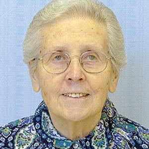 Sister Miriam P. (Cooney), CSC