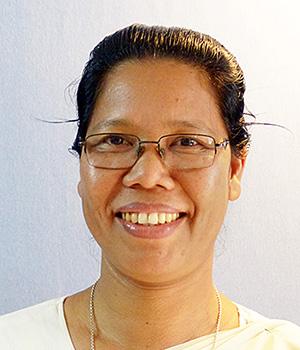 Sister Mrinalini Goretti Rema, CSC
